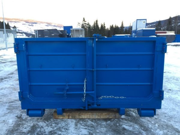 Minikrok container