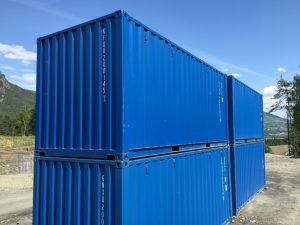 20ft ISO container